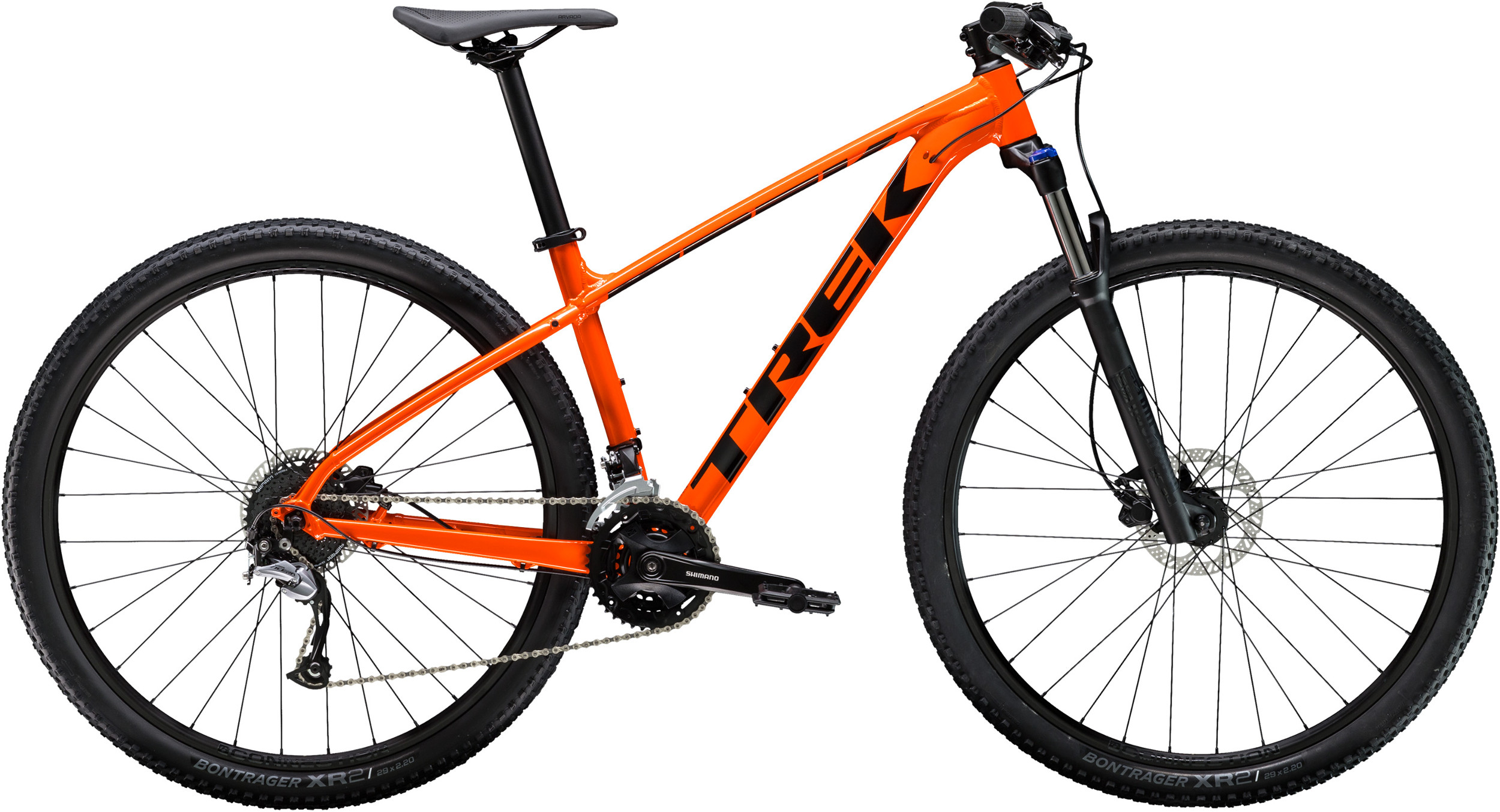 07eaf739eead8 Trek Marlin 7 Hardtail Mountain Bike 2019 Roarange £550.00