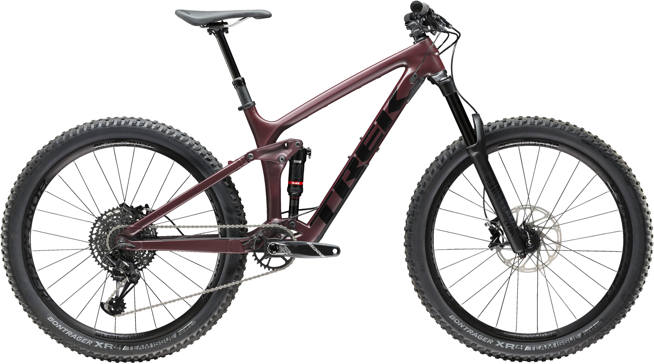873da9db51260 Trek Remedy 9.7 27.5 Mountain Bike 2019 Matte Cobra Blood £3
