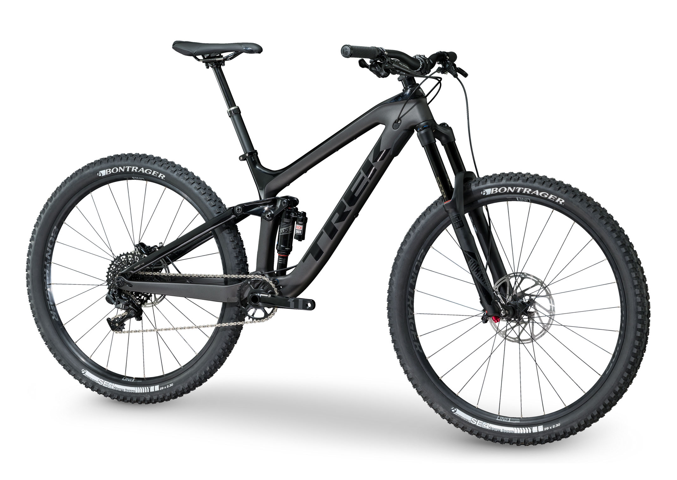 759ff87f06d Trek Slash 9.8 29er Mountain Bike 2017 Matte Black/Black £3,999.00