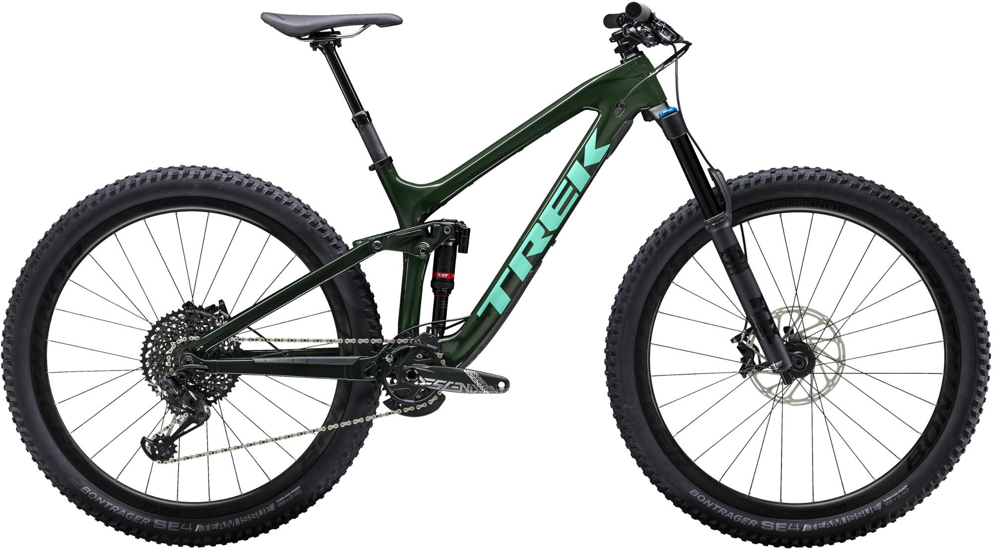 Trek Slash 9.8 29er Mountain Bike 2019 British Racing Green