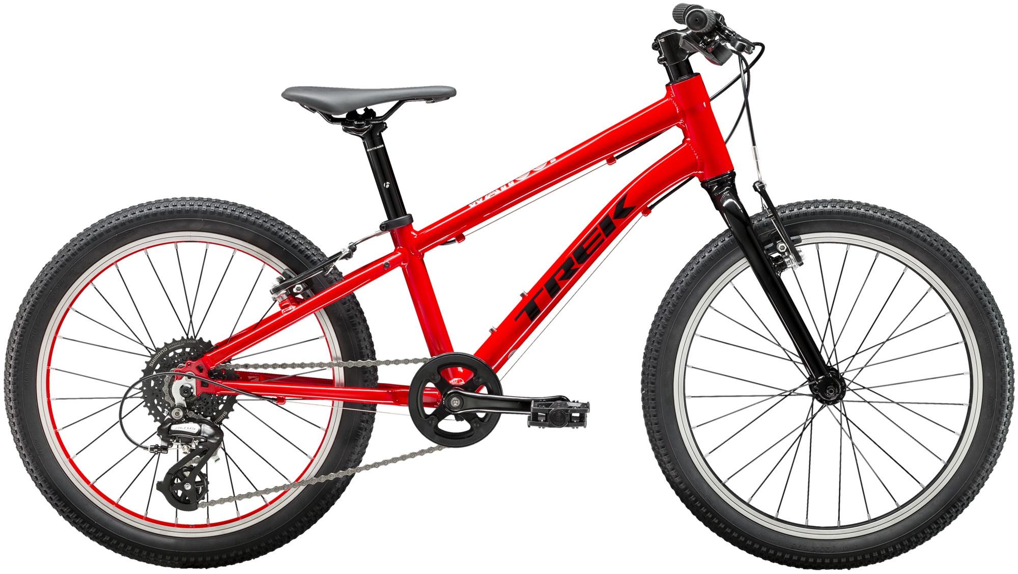 Trek Wahoo 20 Kids Bike 2020 Viper Red/Black