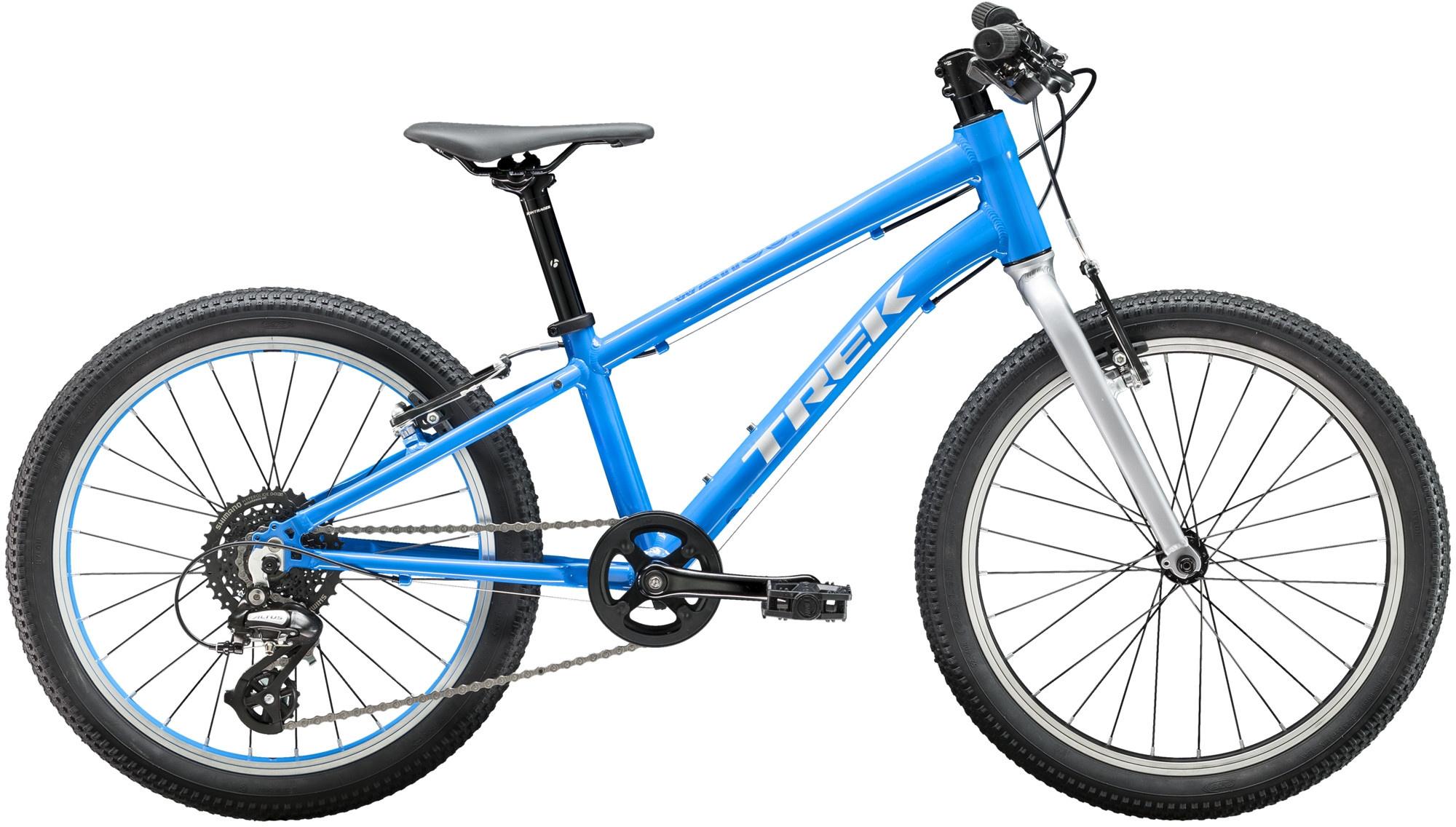 Trek Wahoo 20 Kids Bike 2020 Waterloo Blue/Quicksilver