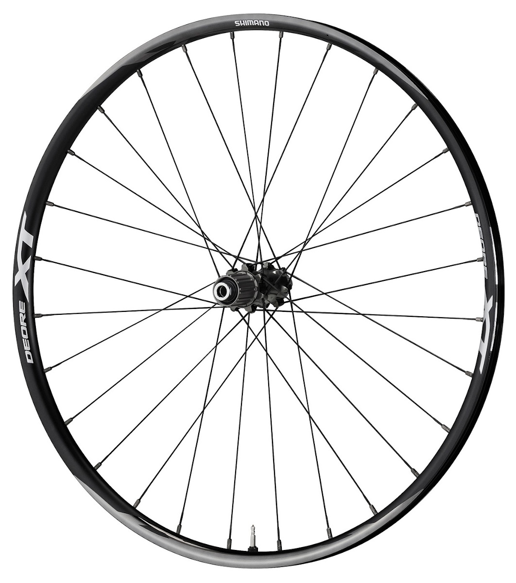 Shimano Deore Xt Xc M8000 27.5in 12x148mm Boost Rear Wheel Black