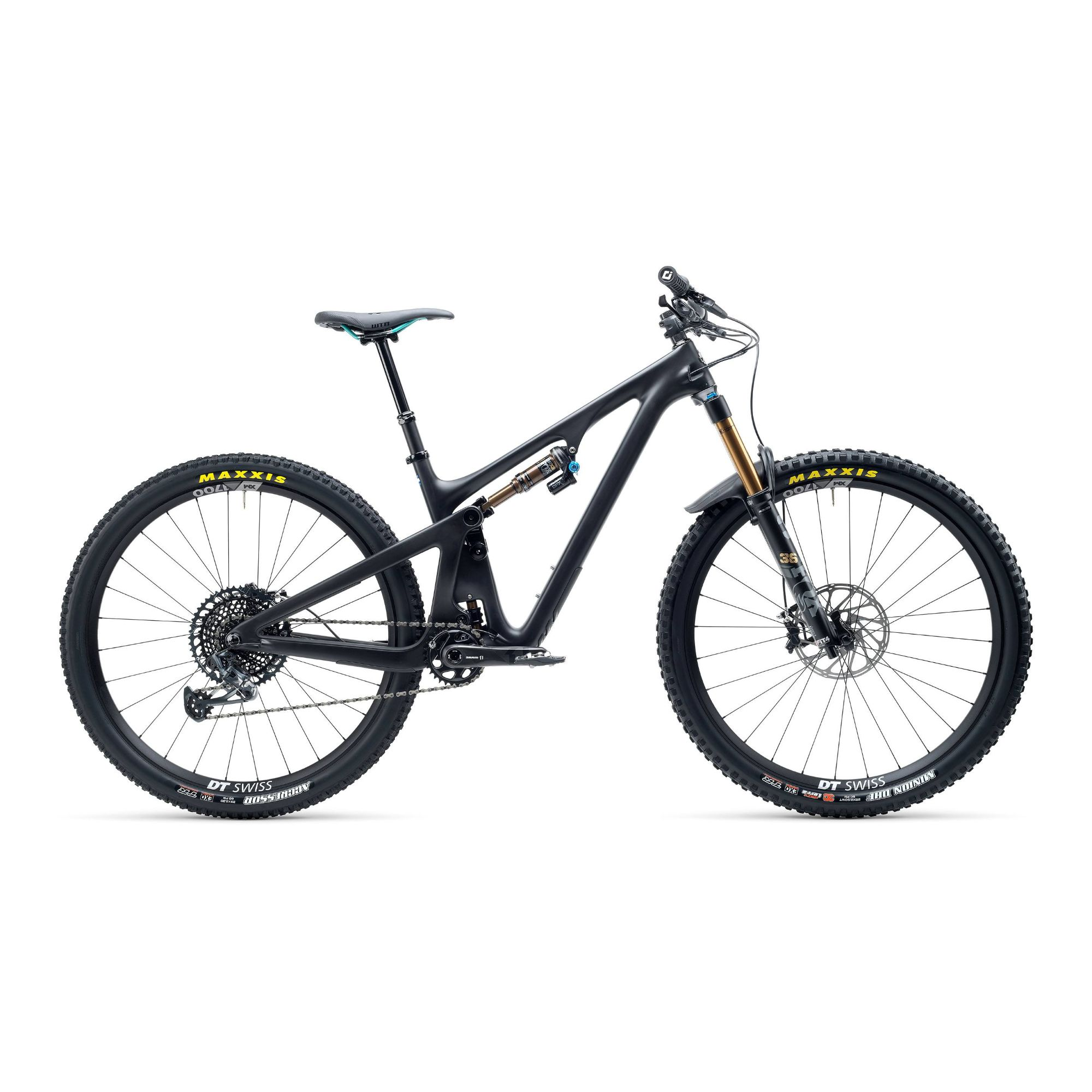 Yeti SB130 T Series T2 GX Lunchride 29r Carbon Mountain Bike 2021 Raw