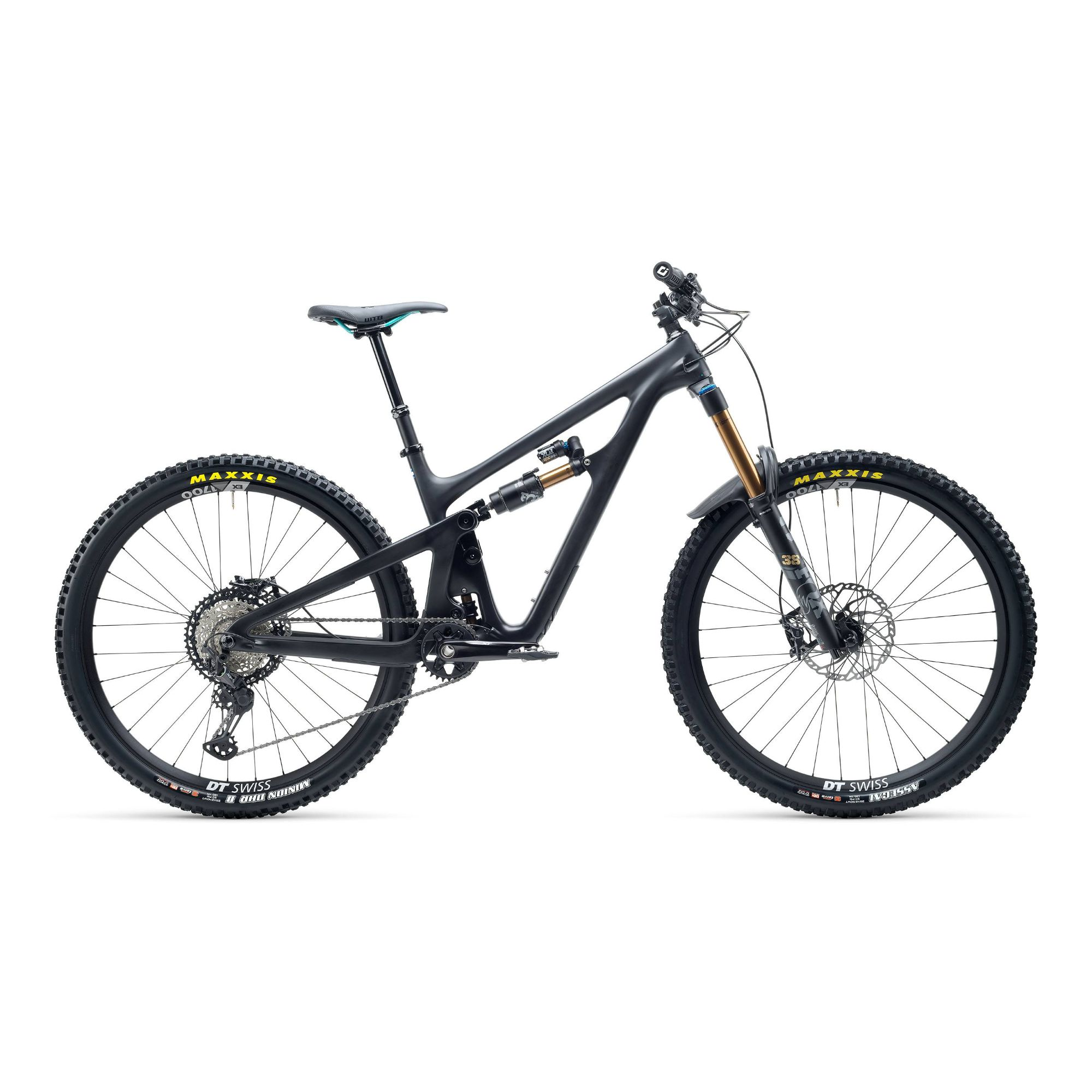 Yeti SB150 T series T1 29er XT Carbon Mountain Bike 2021 Raw / Grey