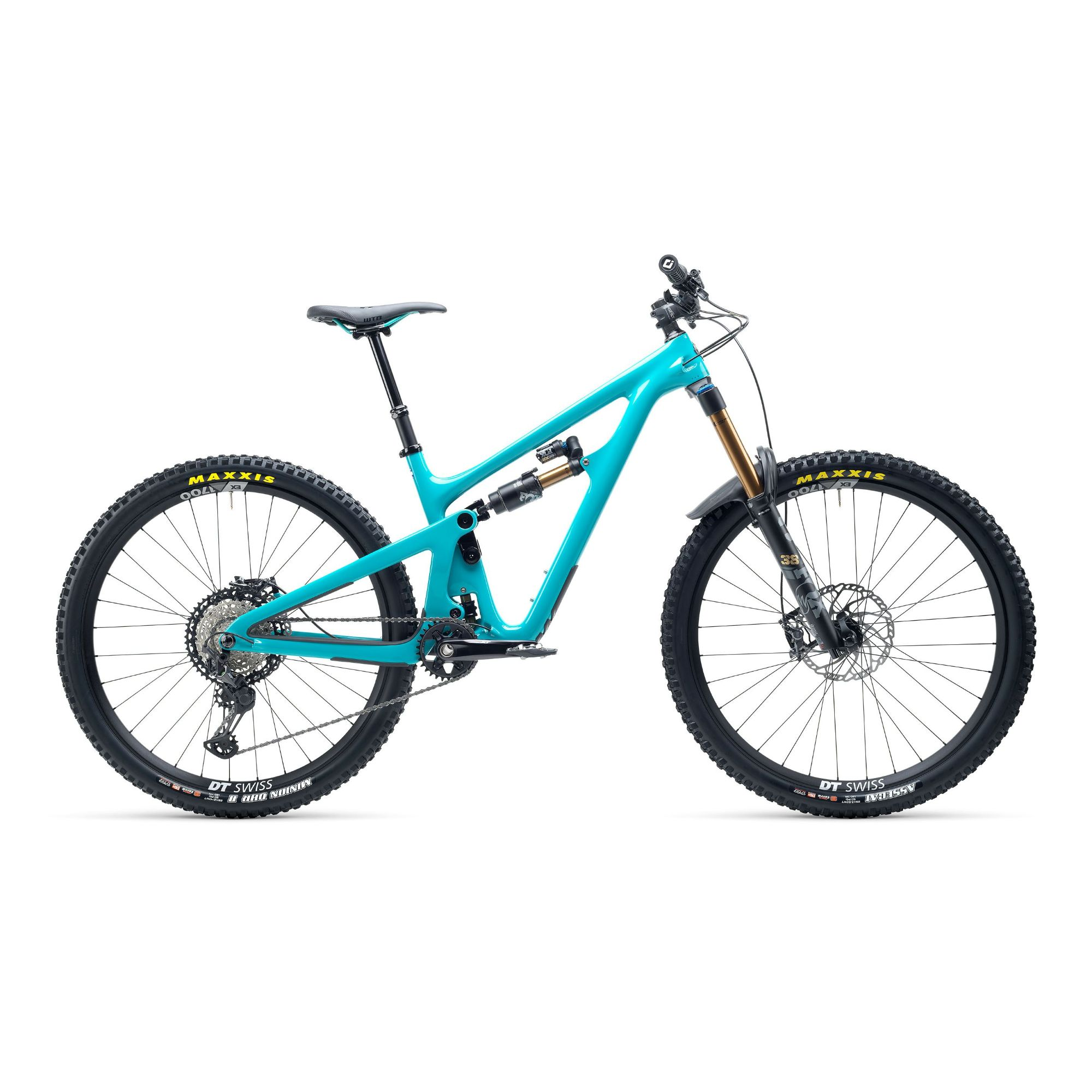 Yeti SB150 T series T1 29er XT Carbon Mountain Bike 2021 Turquoise