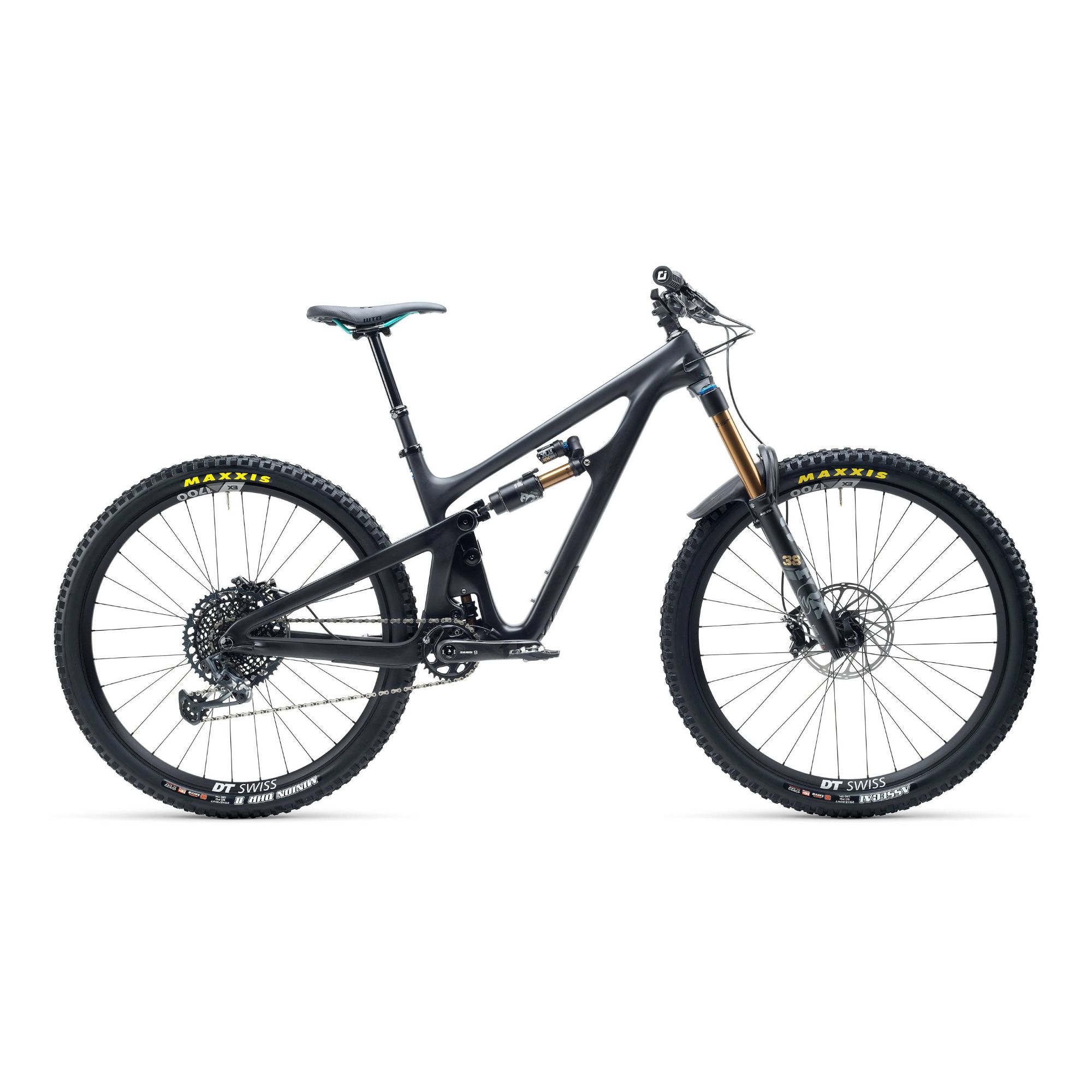 Yeti SB150 T Series T2 29er XO1 Carbon Mountain Bike 2021 Raw / Grey