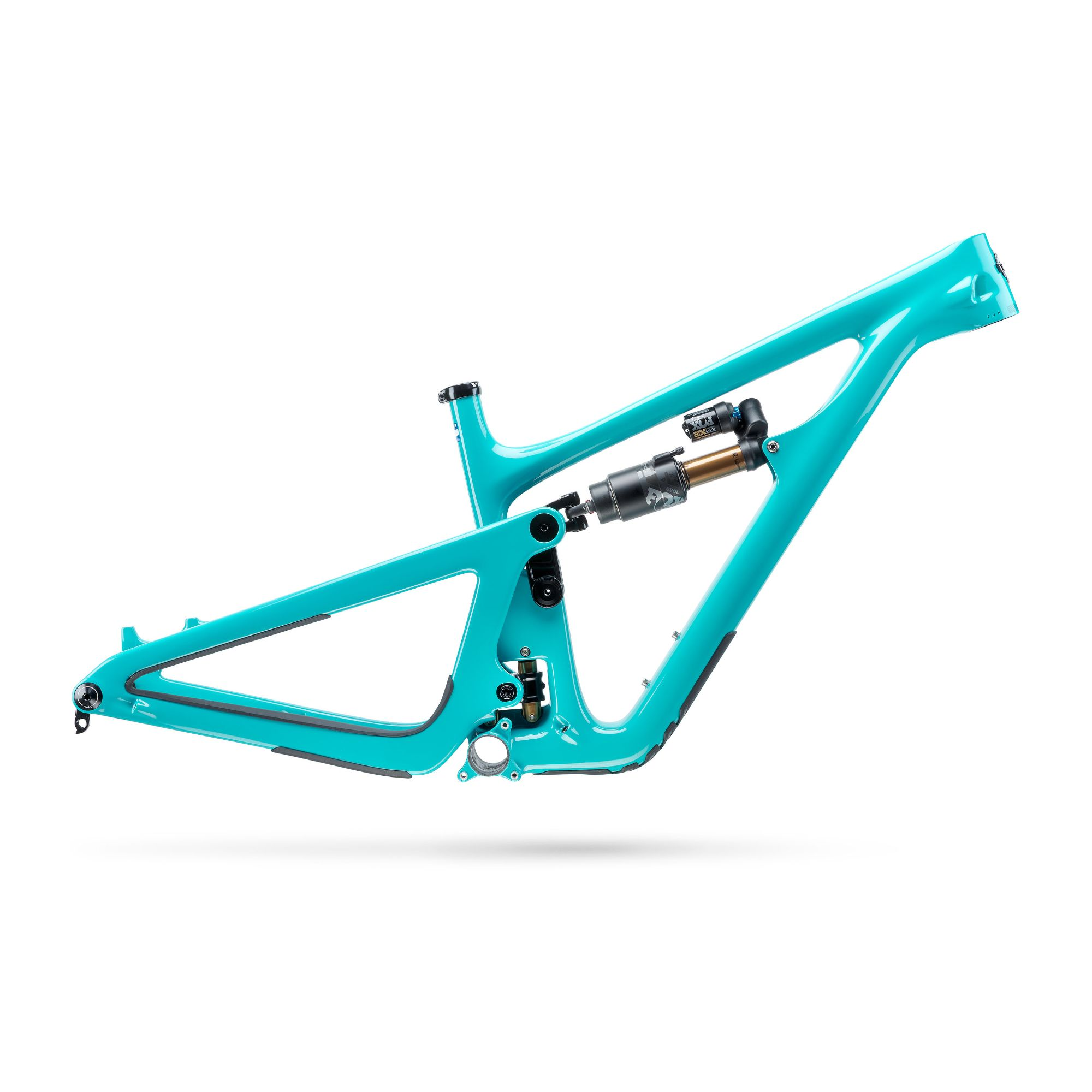 Yeti SB150 T Series 29er Carbon Mountain Bike Frame 2021 Turquoise
