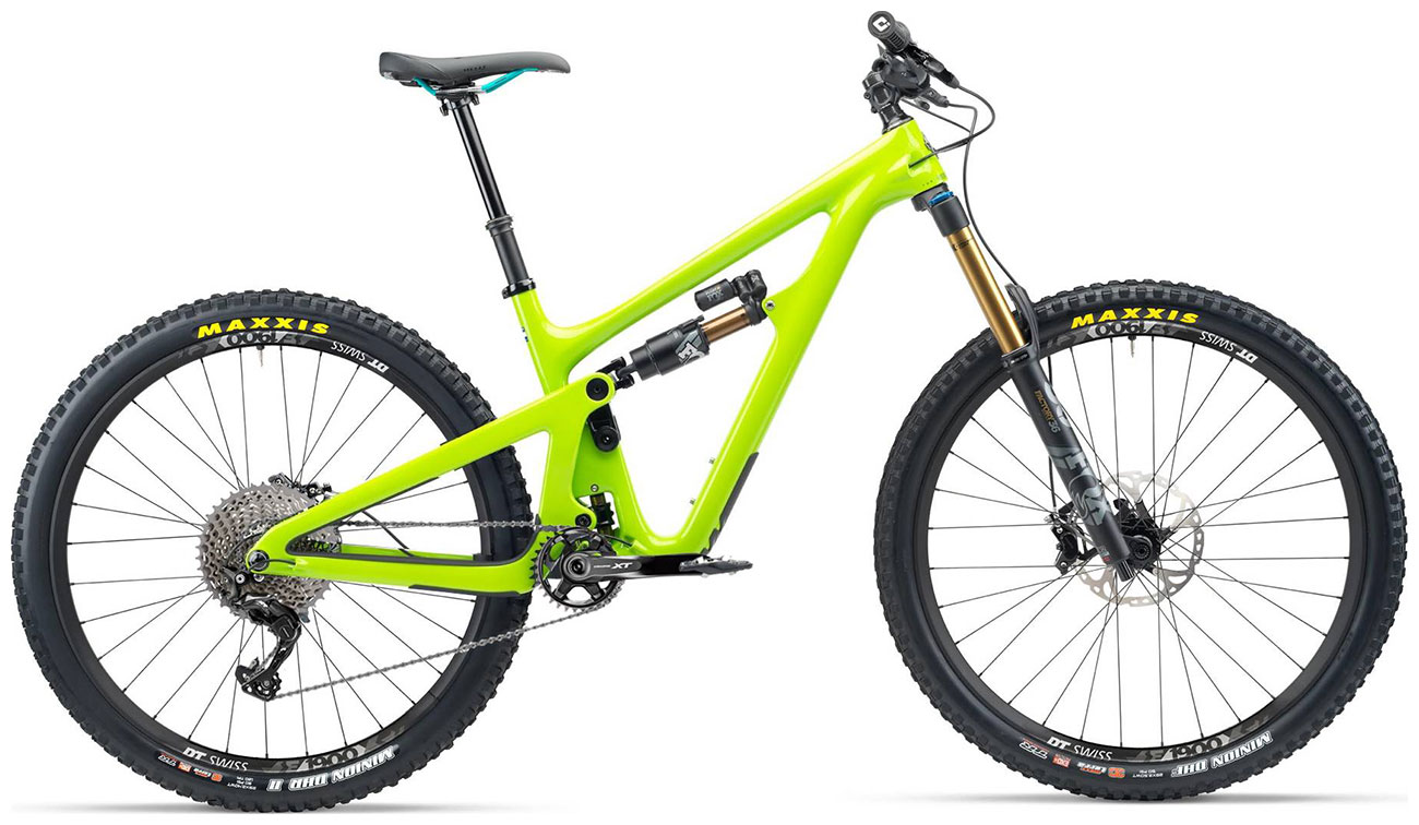 Yeti SB150 T1 29er Mountain Bike 2020 Verde