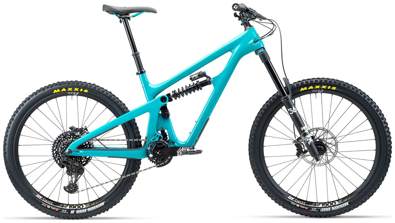Yeti SB165 C-Series 27.5 Mountain Bike 2020 Turquoise