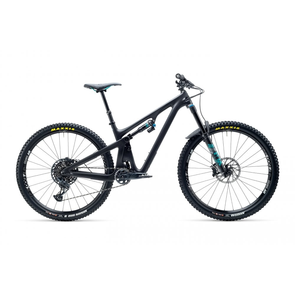 Yeti SB130 C Series Lunchride GX 29er Carbon Mountain Bike 2021 Raw