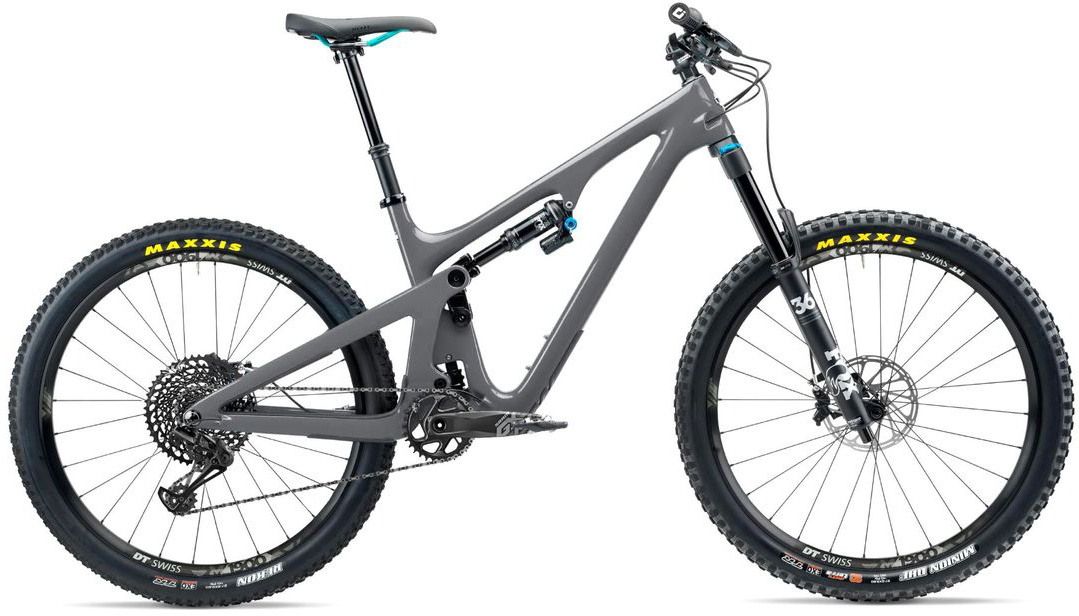 Yeti SB140 C-Series 27.5 Mountain Bike 2020 Grey