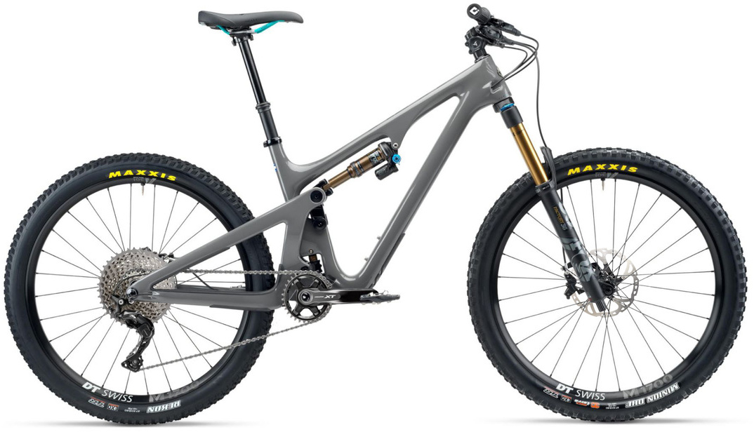 Yeti SB140 T-series T1 XT 27.5 Mountain Bike 2020 Grey