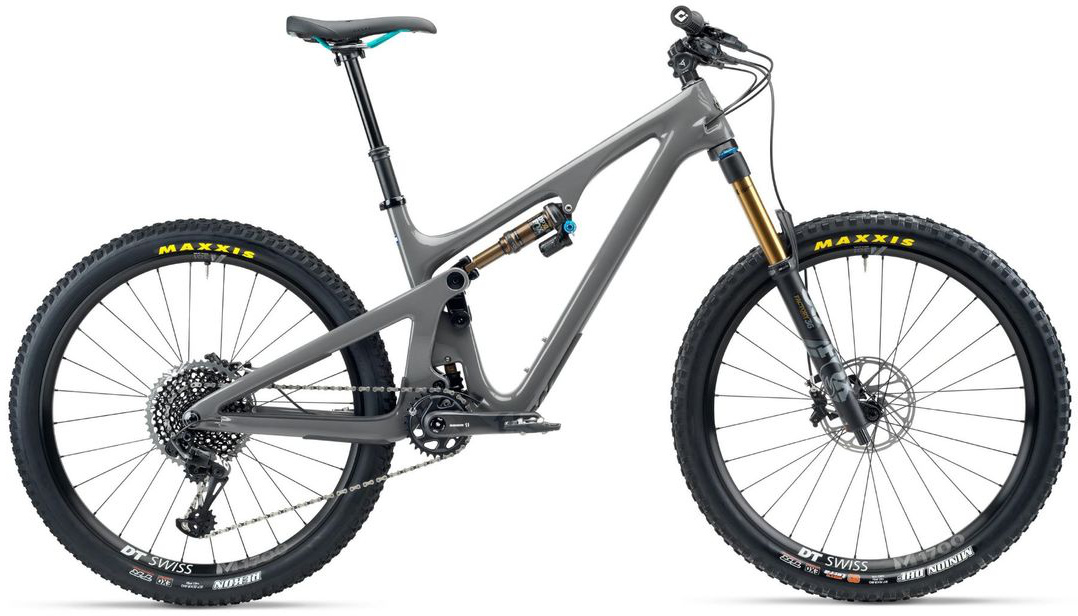 Yeti SB140 T-series T2 X01 Eagle 27.5 Mountain Bike 2020 Grey