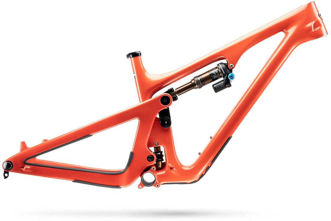 Yeti SB140 T-Series 27.5 Mountain Bike Frame 2020 Inferno Orange