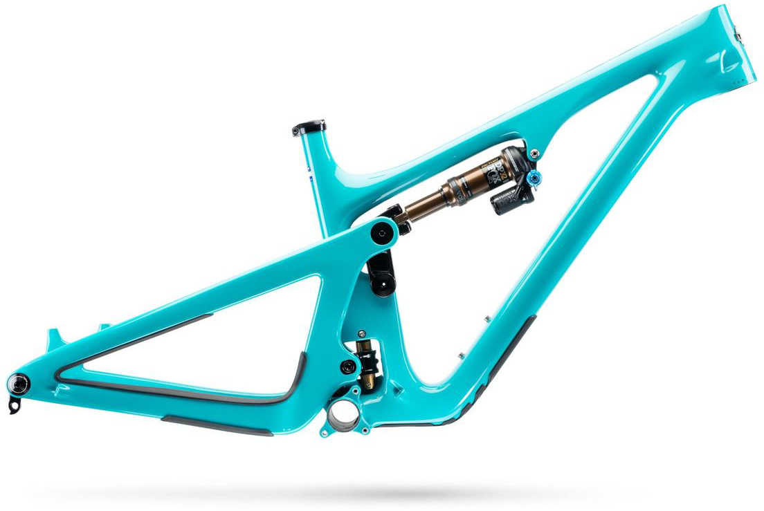 Yeti SB140 T-Series 27.5 Mountain Bike Frame 2020 Turquoise