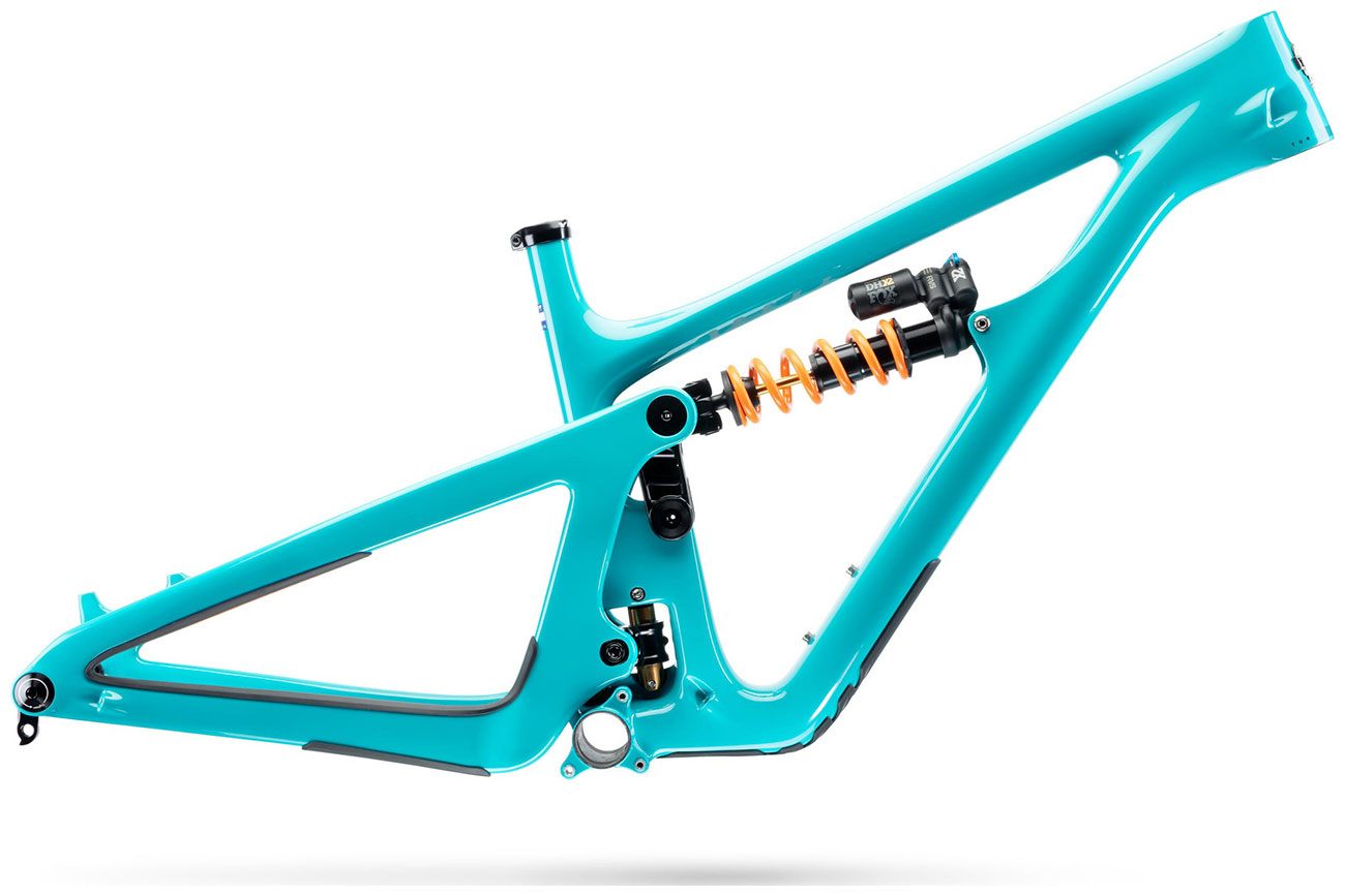 Yeti SB165 T-Series 27.5 Mountain Bike Frame 2020 Turquoise