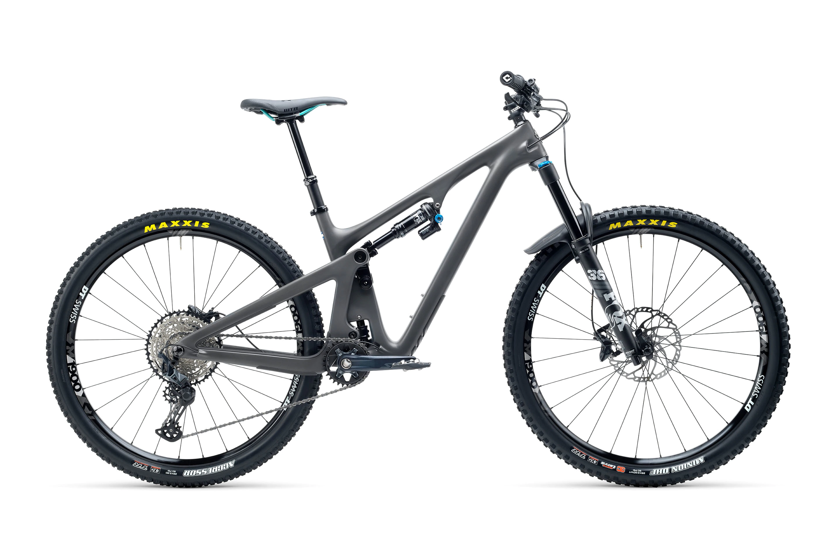 Yeti SB130 C2 Series GX Eagle 12spd Carbon Mountain Bike 2021 Raw/Grey