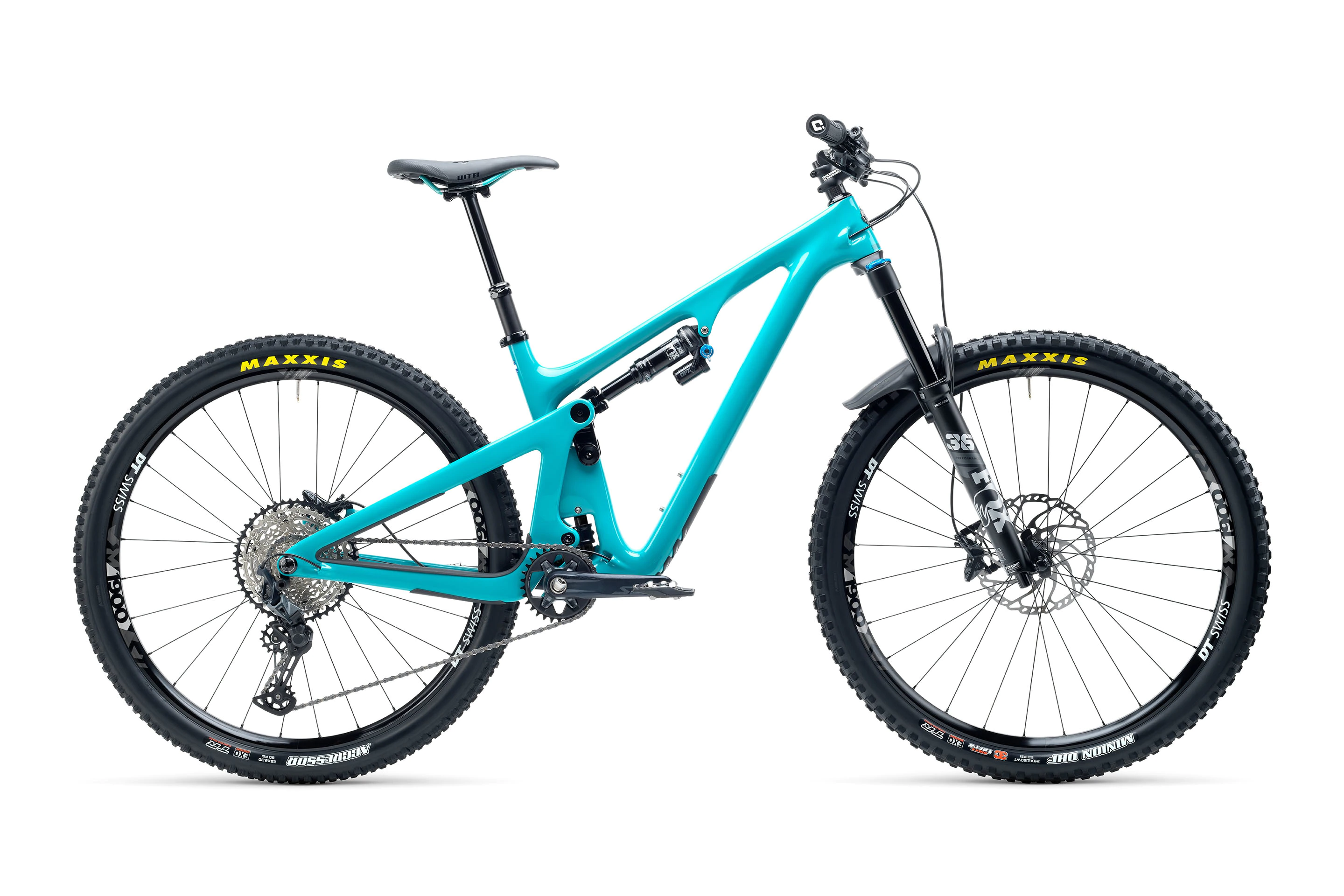 Yeti SB130 C1 Series Shimano SLX 12-Speed Mountain Bike 2021 Turquoise