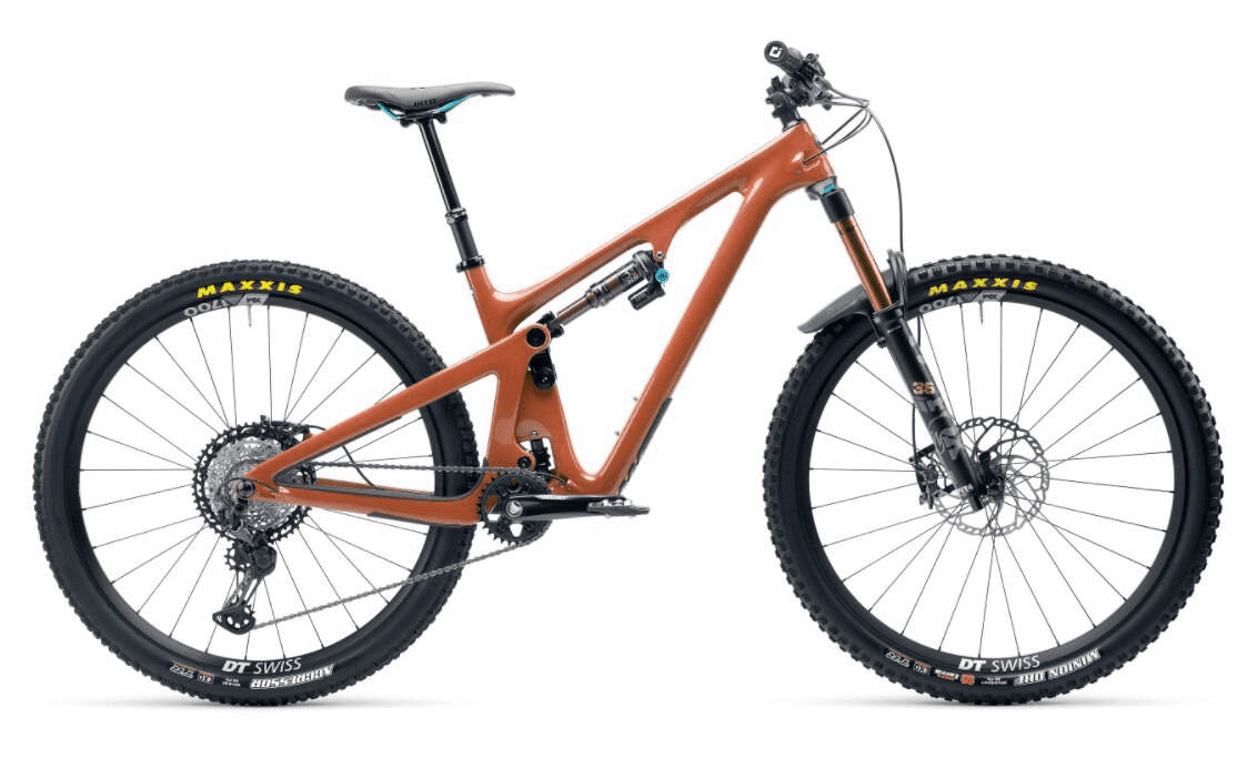 Yeti SB130 T1 Series Shimano XT 29er Carbon Mountain Bike 2021 Brick