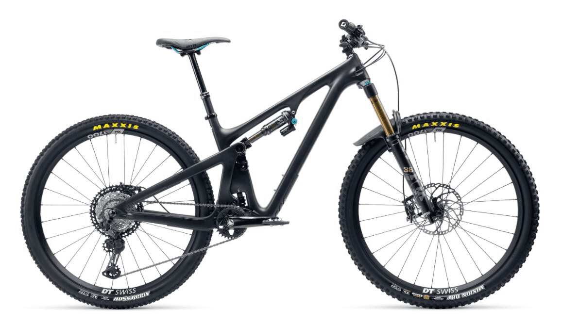 Yeti SB130 T1 Series Shimano XT 29er Carbon Mountain Bike 2021 Raw/GRY